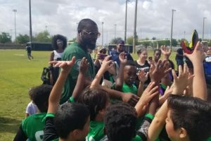 <strong>Photo Credit</strong>: <em>Sarana Minick</em>, Coach and Team: Pembroke Pines Paranas
