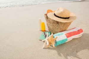 5 Beach Bag Essentials