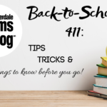 Back to School 411: Food for Thought, Ensuring a Successful Start