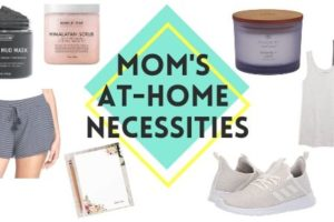 Mom's At Home Necessities (1)