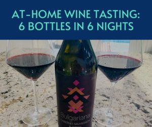 At-Home Wine Tasting - Amy & Alli