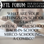 FTL Forum: 2020 School Year