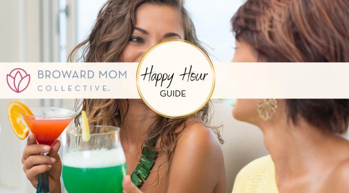 Broward Mom Collective Broward Happy Hour Guide South Florida