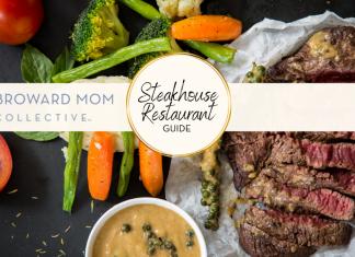 Broward Mom Collective Steakhouse Restaurant Guide Broward Fort Lauderdale