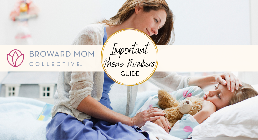 BMC Broward Mom Collective Broward Important Number Guide South Florida (5)